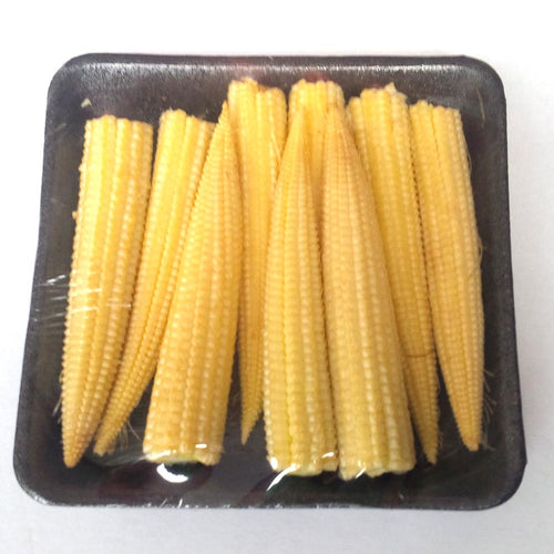 Baby Sweet Corn - Prepacked (100g)