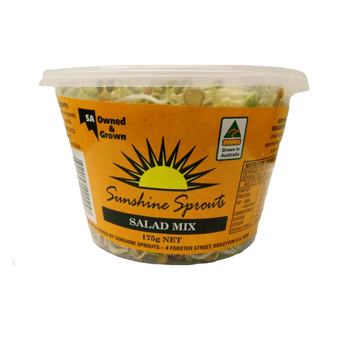 Sunshine Salad Mix  (175gm Punnet)