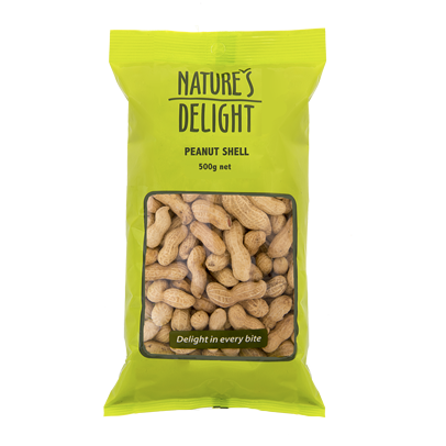 Peanuts in Shell (500gm)