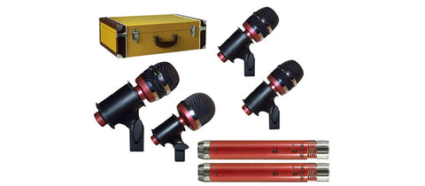 Avantone CDMK6 Drum Microphone Kit