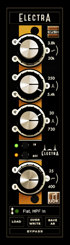 Kush Audio Electra DSP Plug In
