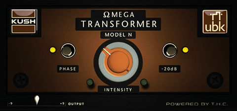Kush Audio Omega N Plug In