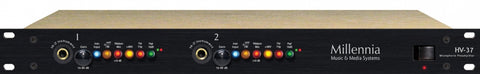 "HV-37 Two Channel ""500-style"" Microphone Preamplifier"