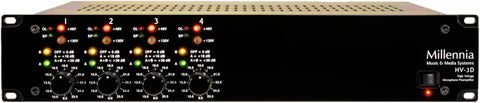 HV-3D-4 Four Channel Microphone Preamplifier