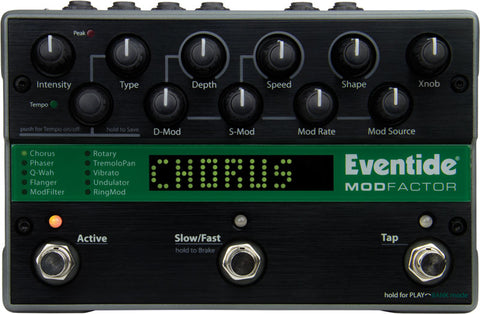 ModFactor Modulating Effects Pedal