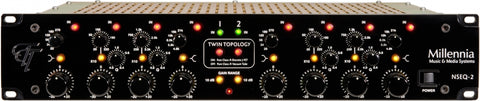 NSEQ-2 Twin Topology Two Channel Parametric EQ