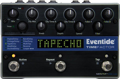 TimeFactor Delay Pedal