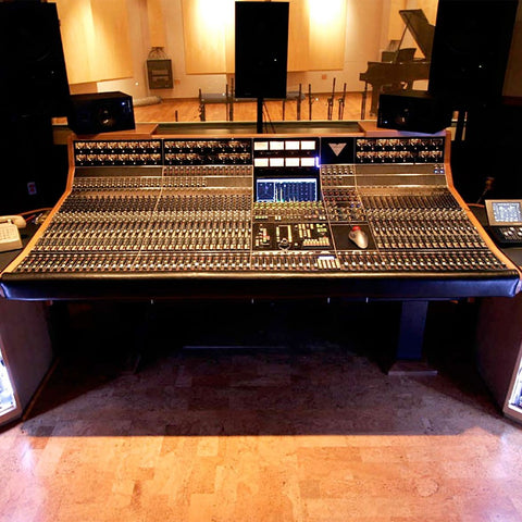 Vision All Discrete Surround Mixing and Recording Console