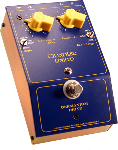 Germanium Drive