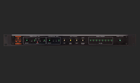 CONVERT-8 8-channel D/A Converter and Monitor Controller
