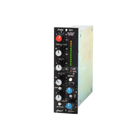 Great River PWM-501 500 Series compressor/limiter