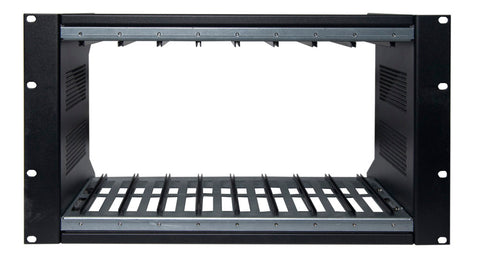5285 -9Way 6U Rack - Front zoom
