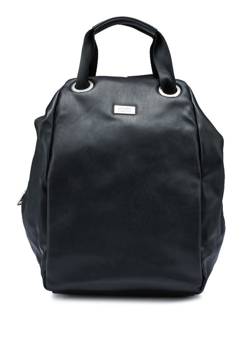 Keddo Faux Leather Back Pack