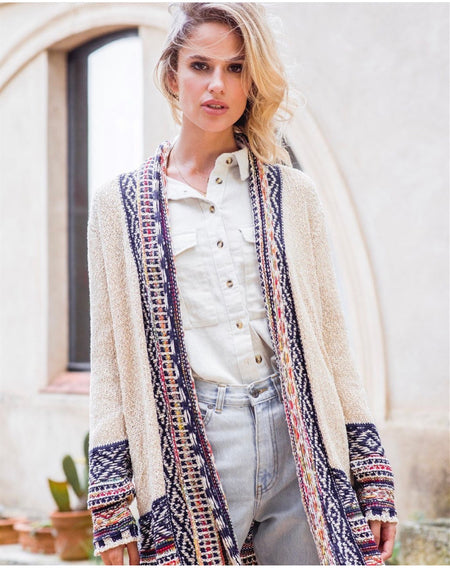 Short Button up Cardigan