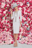 Ronald Joyce 991259 Dress and Jacket