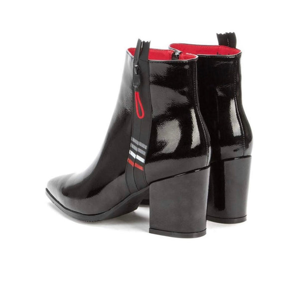 Betsy Patent Boots