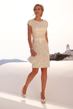 Linea Raffaelli Cruise Collection — Set 53 (Dress Chanel Coat)
