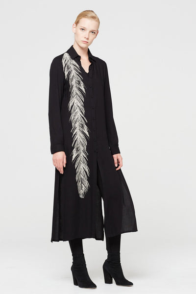 Isabel De Pedro CA121 Long shirt