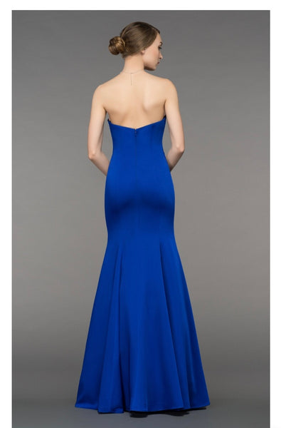 Gino Cerruti 2781D Strapless Dress