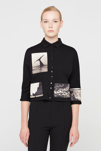Isabel De Pedro CA112 Short Jacket