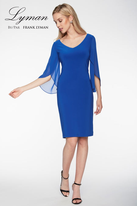Kevan Jon Akash knee dress