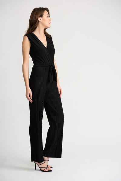 Pleated Leg Jumpsuit