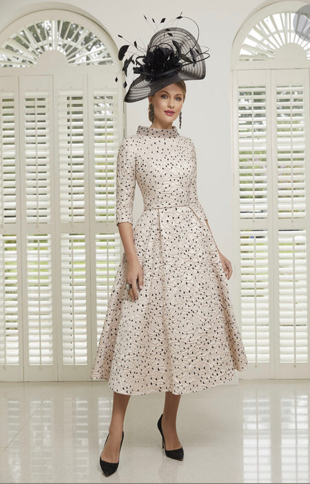 Ronald Joyce 991209 Dress and Wrap