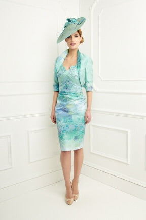 John charles 25552 dress and jacket
