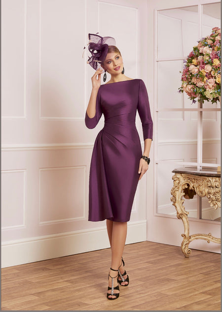 Mascara MC181401 Mauve Dress