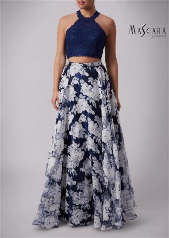 Mascara Printed Skirt 2 piece MC181349