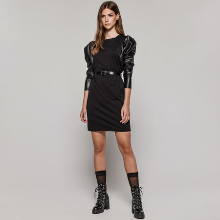 Kevan Jon Kyoto Knee Dress