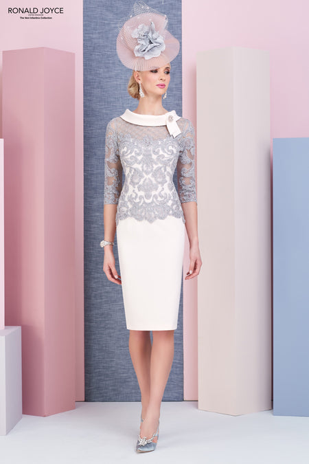 Veromia Short Lace Dress