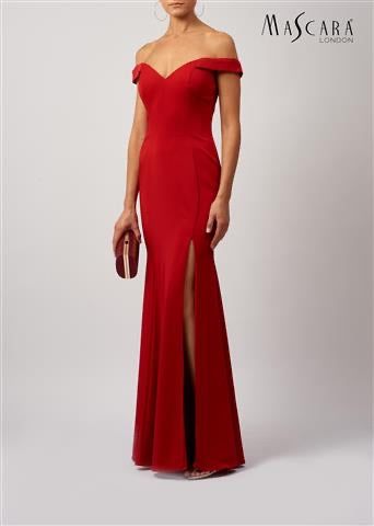 Kevan Jon Arch Ball Dress