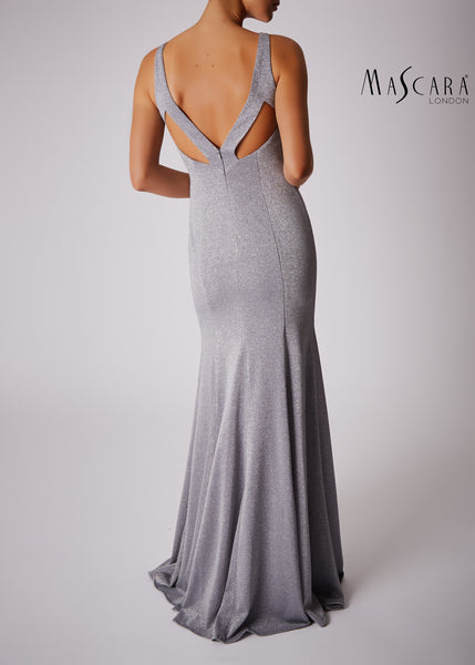 Mascara MC181436 Silver Shimmer Dress