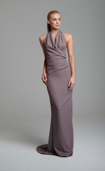 Kevan Jon Eliza Blush Dress