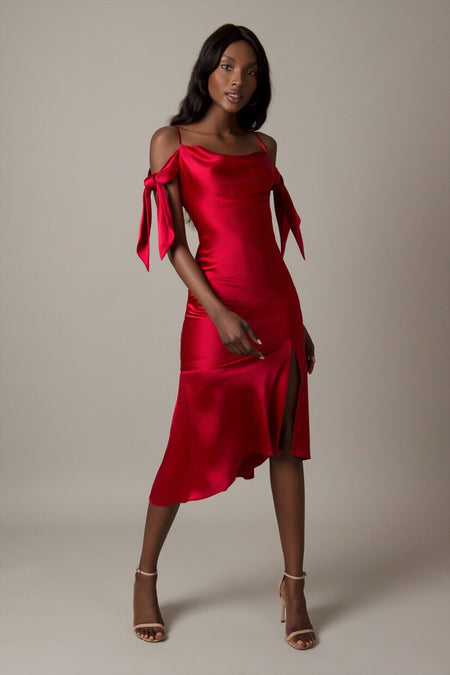 Kevan Jon Koyoto Knee Dress