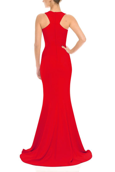 Nadine Merabi Amie Red Dress