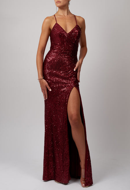 Manon M2853 Strapless Dress
