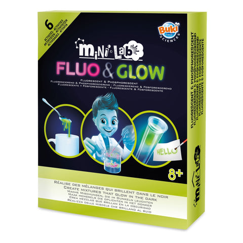 Mini Lab Fluo & Glow