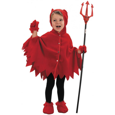 Costume p'tit diable 3-4 ans
