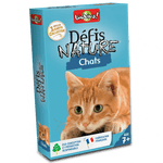 Défis Nature - Chats