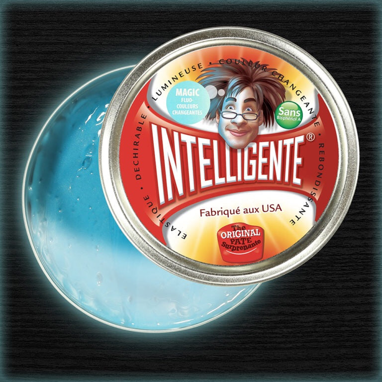 Pâte intelligente Magic