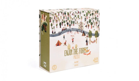 Enjoy the Forest - puzzle 100 pieces