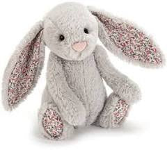 Baby blossom silver bunny