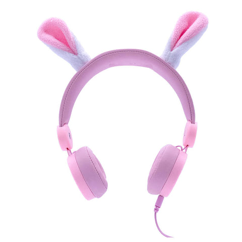 Casque audio lapin