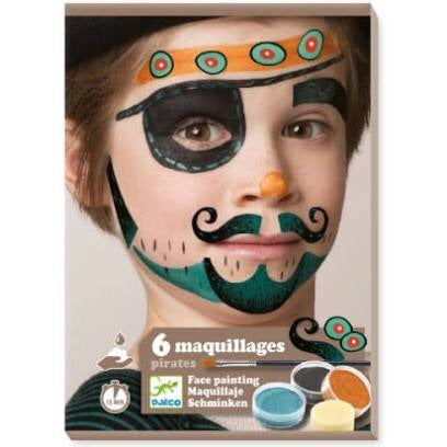 Maquillage - Coffret Pirate