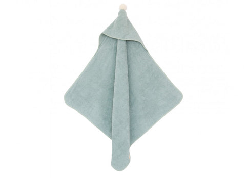 Cape de bain So cute baby bath cape green