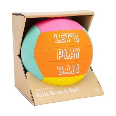 Ballon de plage - Kids beach ball malibu