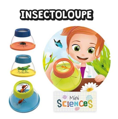 Insectoloupe