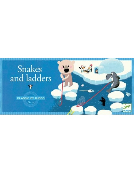 Echelles et serpents - Snakes and Ladders